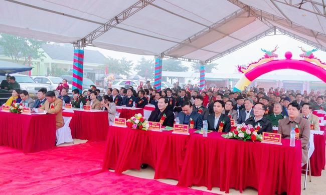 Sơn La thêm xã thứ 41 về đích nông thôn mới - Ảnh 3.