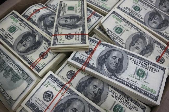 """Tỷ giá ngoại tệ hôm nay 13/1: """"Chợ đen"""" sụt giảm, ngân hàng """"đóng băng"""" - Ảnh 1."""