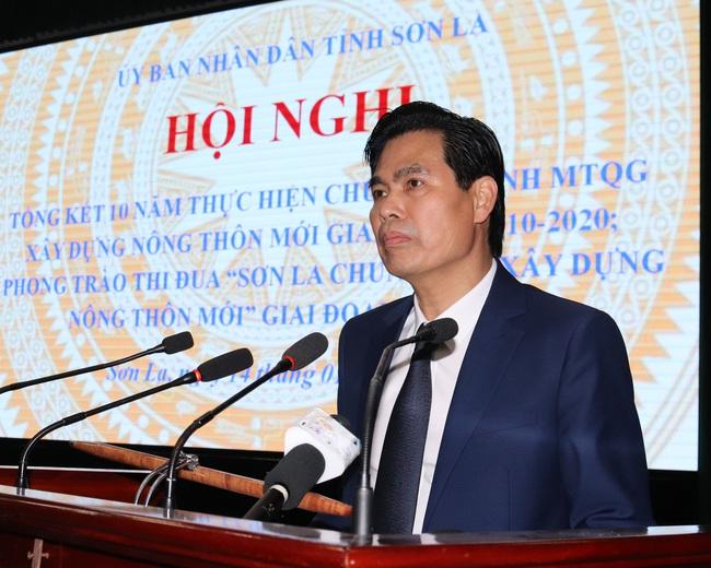 Sơn La: Tổng kết 10 năm chương trình xây dựng nông thôn mới - Ảnh 1.