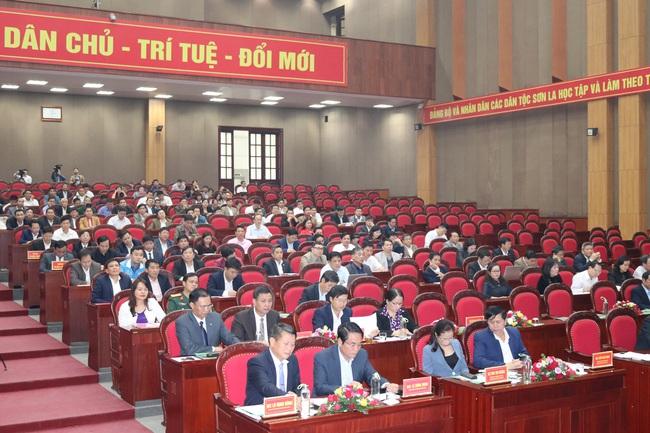 Sơn La: Tổng kết 10 năm chương trình xây dựng nông thôn mới - Ảnh 2.