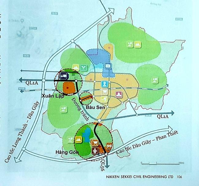 Đồng Nai nghiên cứu phát triển TP Long Khành lên đô thị loại II - Ảnh 1.