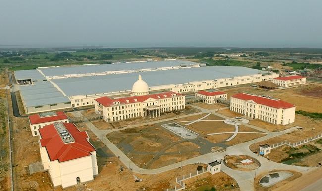 Hơn 5 tỷ USD đầu từ và các KCN, KKT Quảng Ninh - Ảnh 2.