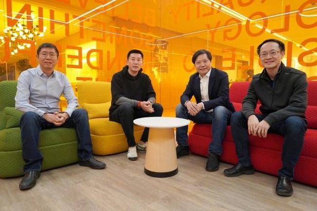 Phó chủ tịch của Lenovo đầu quân cho Tập đoàn Xiaomi - Ảnh 1.