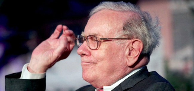 Warren Buffett chi gần 15 tỷ USD làm từ thiện trong 5 năm - Ảnh 1.