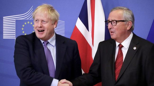 Chỉ một số điều khoản thỏa thuận thương mại giữa Anh – EU được tiến hành trong năm nay - Ảnh 1.