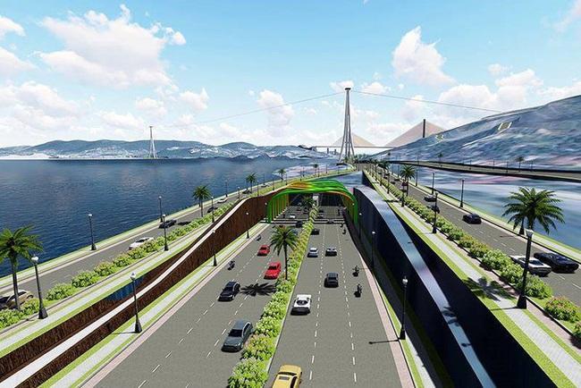 Quảng Ninh: Dừng dự án hầm đường bộ gần 10 nghìn tỷ qua vịnh Cửa Lục?  - Ảnh 2.