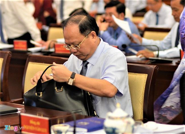 Hàng loạt sai phạm, sao ông Tất Thành Cang vẫn làm đại biểu HĐND TP.HCM? - Ảnh 1.