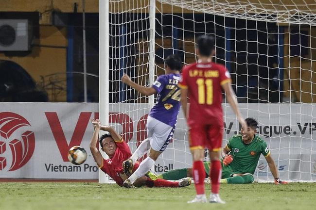 Kết quả vòng 13 V.League 2020: Sài Gòn dẫn đầu giải đoạn 1 - Ảnh 2.