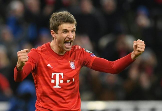 Muller đã giành 27 danh hiệu trong sự nghiệp