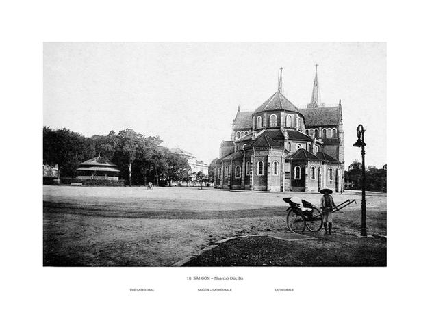 Việt Nam 'thu nhỏ' cách đây hơn 100 năm qua 261 bức ảnh Đông Dương của nhiếp ảnh gia Pháp - Ảnh 1.