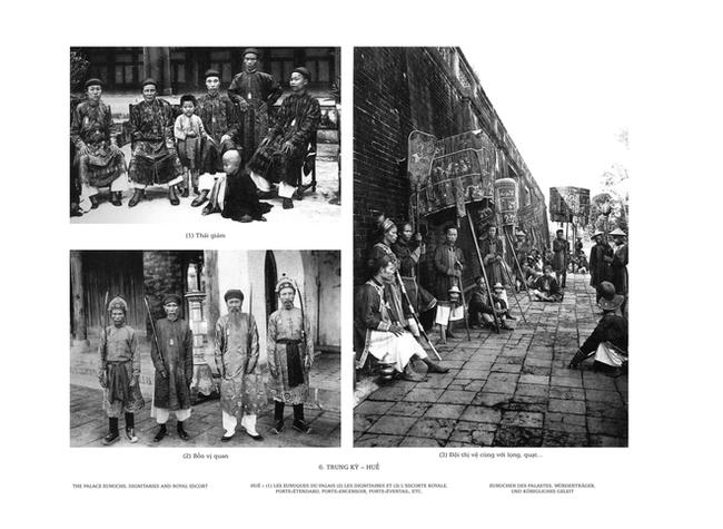 Việt Nam 'thu nhỏ' cách đây hơn 100 năm qua 261 bức ảnh Đông Dương của nhiếp ảnh gia Pháp - Ảnh 3.