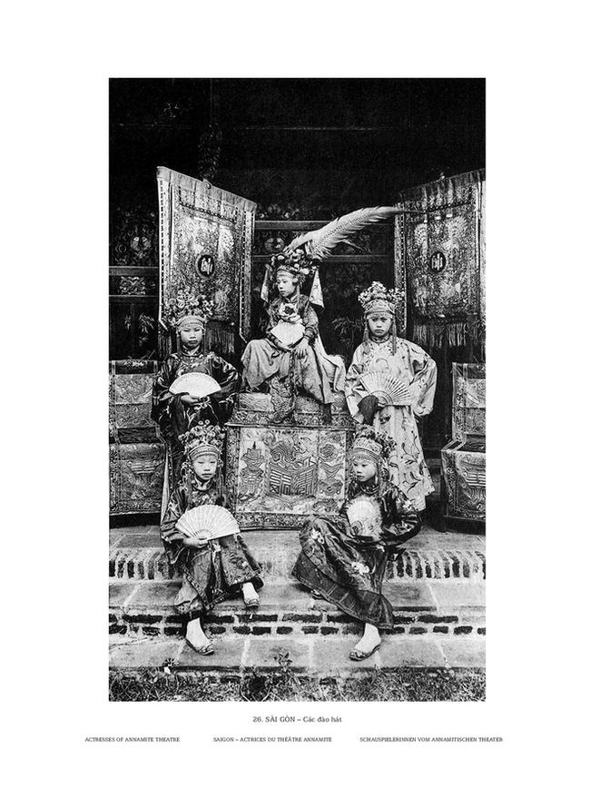 Việt Nam 'thu nhỏ' cách đây hơn 100 năm qua 261 bức ảnh Đông Dương của nhiếp ảnh gia Pháp - Ảnh 5.