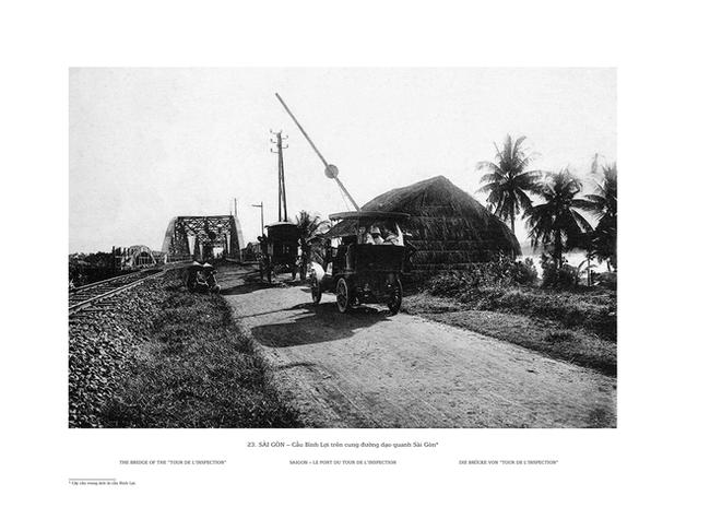 Việt Nam 'thu nhỏ' cách đây hơn 100 năm qua 261 bức ảnh Đông Dương của nhiếp ảnh gia Pháp - Ảnh 10.