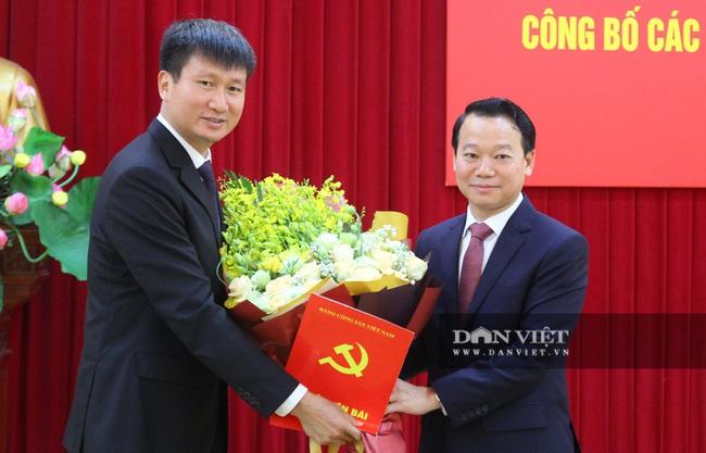 Sau Đại hội Yên Bái điều động, phân công 21 cán bộ chủ chốt của tỉnh - Ảnh 1.