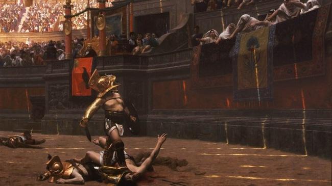 """Đấu trường La Mã: Chuyện lạ võ sĩ giác đấu từ chối tự do vì """"cuồng"""" chiến đấu - Ảnh 8."""