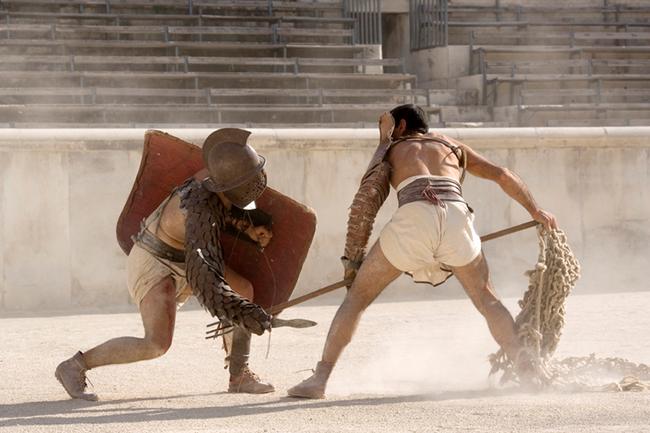 """Đấu trường La Mã: Chuyện lạ võ sĩ giác đấu từ chối tự do vì """"cuồng"""" chiến đấu - Ảnh 10."""