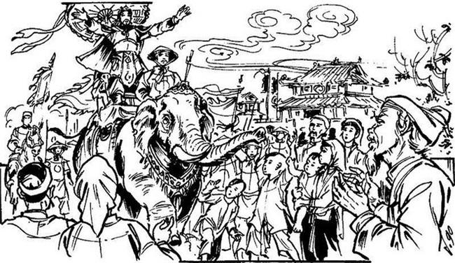 """Anh hùng """"áo vải cờ đào"""" Quang Trung và mộng lớn được khắc ghi - Ảnh 4."""