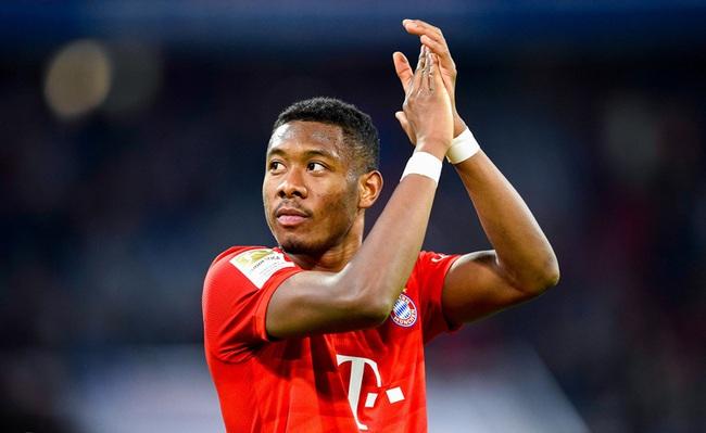 Alaba từ chối gia hạn với Bayern