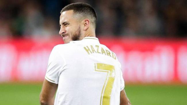 Hazard liên tục dính chấn thương kể từ khi sang Real