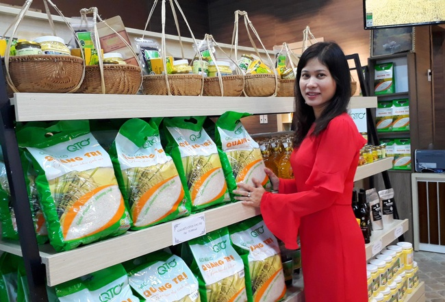 Quảng Trị: Phát triển nông nghiệp hữu cơ hướng đi mới để nông dân làm giàu - Ảnh 1.