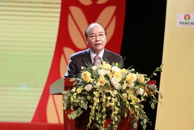 Thủ tướng Nguyễn Xuân Phúc đánh giá cao những đóng góp to lớn của Hội Nông dân Việt Nam - Ảnh 1.