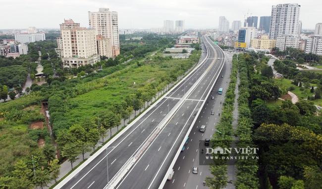 Thông xe đường vành đai 3 trên cao Mai Dịch - cầu Thăng Long trị giá hơn 5.000 tỷ đồng - Ảnh 11.