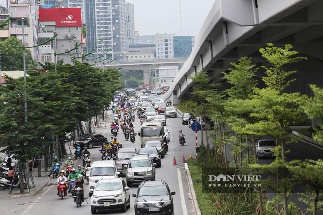 Thông xe đường vành đai 3 trên cao Mai Dịch - cầu Thăng Long trị giá hơn 5.000 tỷ đồng - Ảnh 12.