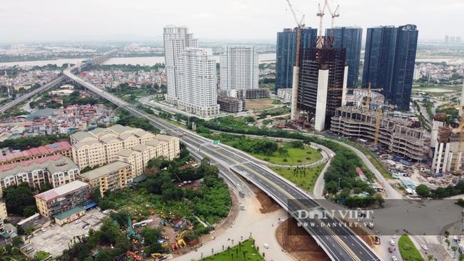Thông xe đường vành đai 3 trên cao Mai Dịch - cầu Thăng Long trị giá hơn 5.000 tỷ đồng - Ảnh 13.