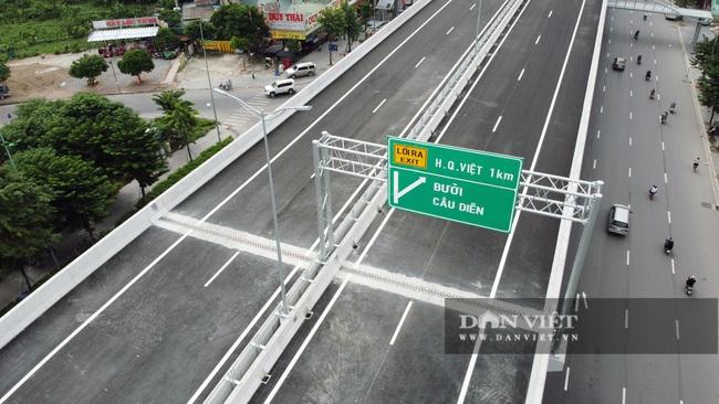 Thông xe đường vành đai 3 trên cao Mai Dịch - cầu Thăng Long trị giá hơn 5.000 tỷ đồng - Ảnh 7.