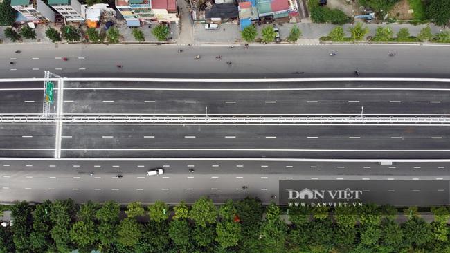 Thông xe đường vành đai 3 trên cao Mai Dịch - cầu Thăng Long trị giá hơn 5.000 tỷ đồng - Ảnh 8.