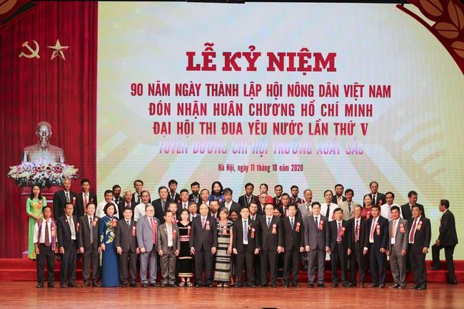 Thủ tướng Nguyễn Xuân Phúc đánh giá cao những đóng góp to lớn của Hội Nông dân Việt Nam - Ảnh 3.