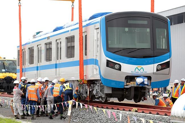 Metro số 1 Bến Thành - Suối Tiên: Hơn một thập kỷ gian nan và chạy đua về đích - Ảnh 1.