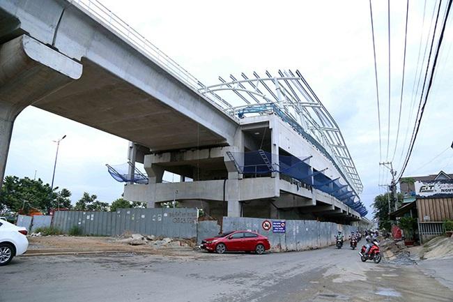 Metro số 1 Bến Thành - Suối Tiên: Hơn một thập kỷ gian nan và chạy đua về đích - Ảnh 2.