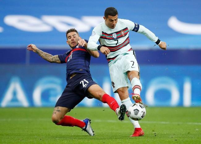 Hòa ĐT Pháp, Ronaldo báo tin buồn cho người Bồ Đào Nha - Ảnh 1.