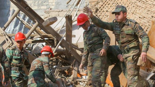 Iran bất ngờ cảnh báo nóng về cuộc chiến Armenia-Azerbaijan - Ảnh 1.
