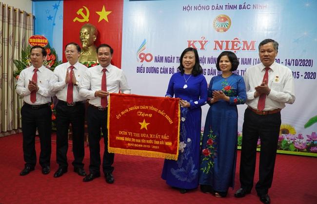 Bắc Ninh: Xuất hiện nhiều tấm gương nông dân làm giàu, 90% hộ đăng ký đạt danh hiệu sản xuất kinh doanh giỏi - Ảnh 3.