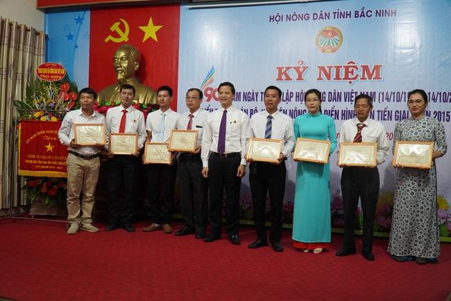 Bắc Ninh: Xuất hiện nhiều tấm gương nông dân làm giàu, 90% hộ đăng ký đạt danh hiệu sản xuất kinh doanh giỏi - Ảnh 5.