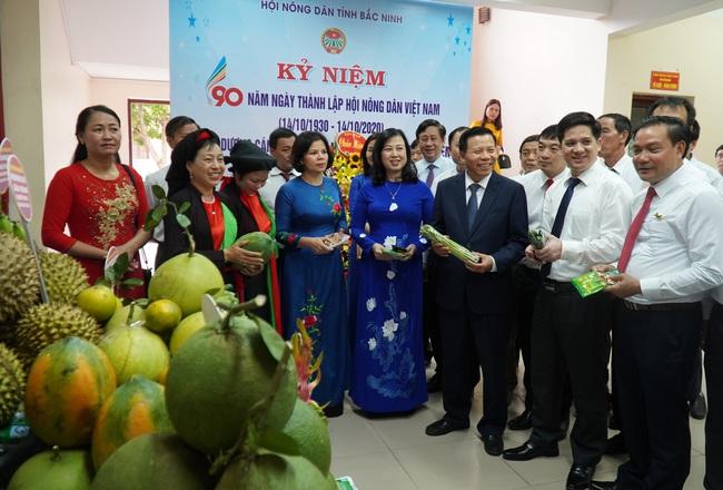 Bắc Ninh: Xuất hiện nhiều tấm gương nông dân làm giàu, 90% hộ đăng ký đạt danh hiệu sản xuất kinh doanh giỏi - Ảnh 4.