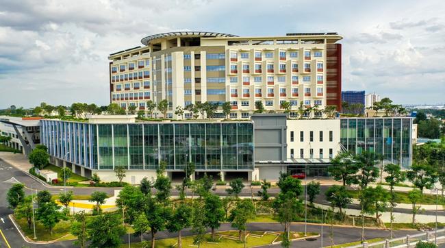 TP.HCM: Bệnh viện Ung bướu cơ sở 2 chính thức hoạt động với 1.000 giường bệnh, bãi đỗ trực thăng - Ảnh 4.