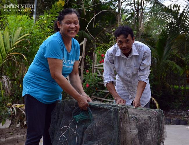 Kiên Giang: Nữ chi hội trưởng đảm việc nước giỏi việc nhà, mỗi năm kiếm trên trăm triệu - Ảnh 3.