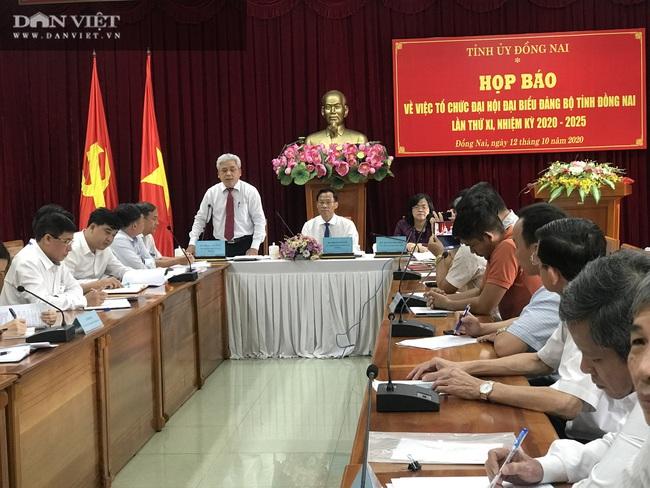 Bí thư Đồng Nai sẽ tiếp tục được giới thiệu để bầu làm bí thư trong đại hội khoá XI tới - Ảnh 1.