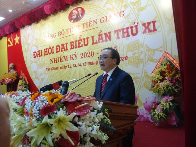 Ủy viên Bộ Chính trị Hoàng Trung Hải: Tiền Giang tăng cường liên kết vùng, thúc đẩy phát triển kinh tế  - Ảnh 1.