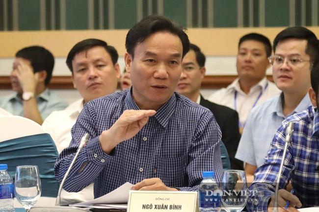 Chủ tịch Thào Xuân Sùng trực tiếp điều hành điẽn đang Nông dân lần thứ 5 - Ảnh 8.