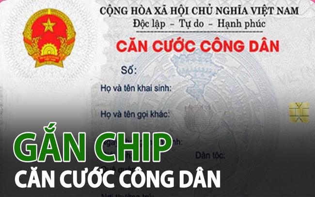 5 điều cần biết về thẻ Căn cước công dân gắn chip - Ảnh 1.