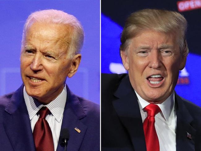 """Bầu cử Mỹ: Trump bị Biden bỏ xa giữa thời điểm """"nước sôi lửa bỏng"""" - Ảnh 1."""