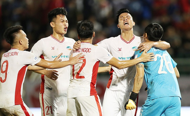 Đua vô địch V.League, đội nào khiến HLV Trương Việt Hoàng e ngại nhất? - Ảnh 1.