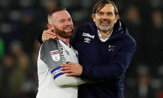 Rooney sắp trở thành HVL trưởng