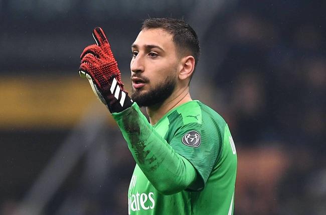 Donnarumma chưa ký hợp đồng mới với Milan