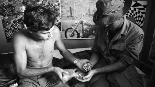 Chiến tranh Việt Nam: Lạnh người cách lính Mỹ tập làm quen với cuộc chiến - Ảnh 1.