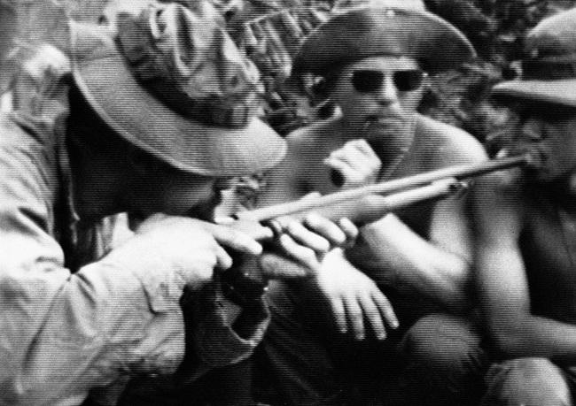 Chiến tranh Việt Nam: Lạnh người cách lính Mỹ tập làm quen với cuộc chiến - Ảnh 2.
